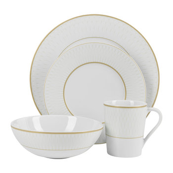 Prism Gold Tableware