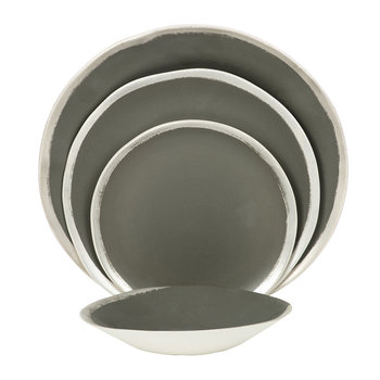 Reflets D'Argent Anthracite Tableware