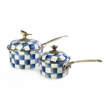 Royal Check Cookware