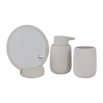 Sono Moonbeam Bathroom Accessory Set