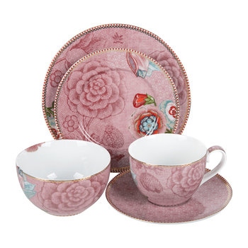 Spring to Life Pink Tableware