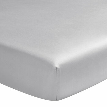 Teo Silver Bed Sheet Range