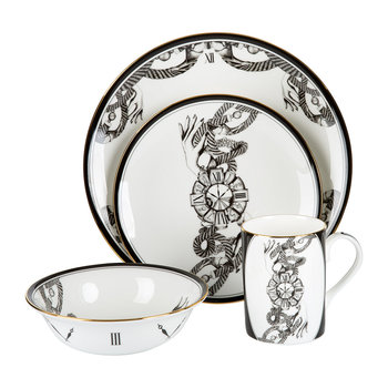 The Divineness of Time Tableware