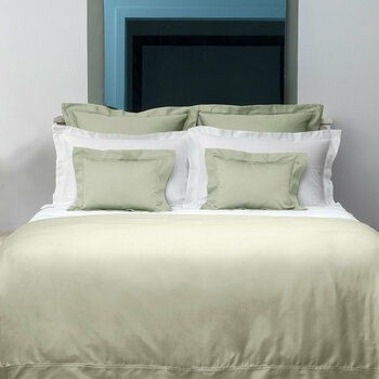 Triomphe Sage Bed Linen