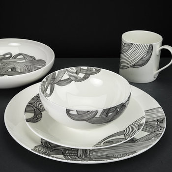 Turbulence Tableware