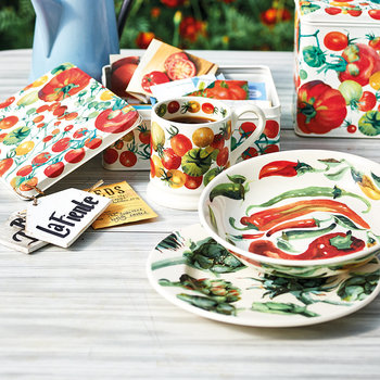 Vegetable Garden Tableware
