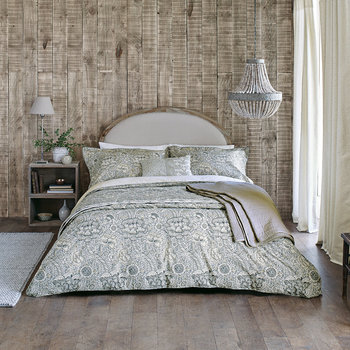 Wandle Gray Bed Linen