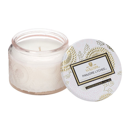 Voluspa - Japonica Limited Edition Glass Candle - Panjore Lychee - 127g