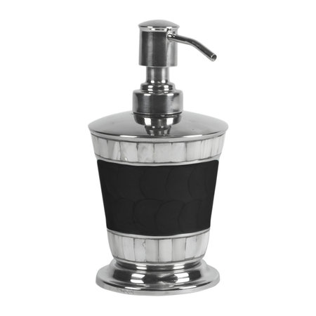 Julia Knight - Classic Soap Dispenser - Caviar
