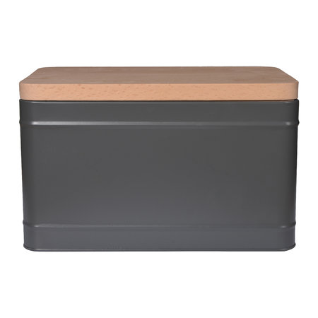Garden Trading - Borough Bread Box - Charcoal