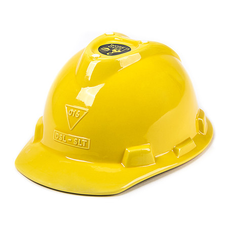 4e8f3e3e2a4 Buy Diesel Living with Seletti Work is Over Decorative Helmet