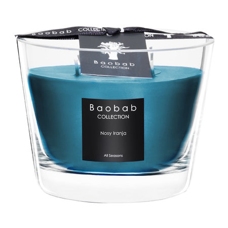 Baobab Collection - All Seasons Scented Candle - Nosy Iranja - 10cm