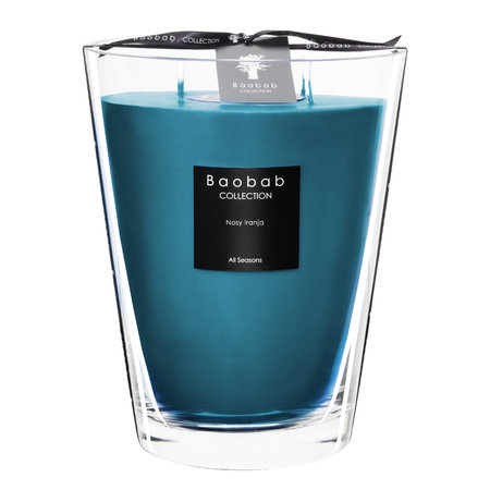 Baobab Collection - All Seasons Scented Candle - Nosy Iranja - 24cm