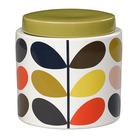 Orla Kiely - Multi Stem Storage Jar - 1L