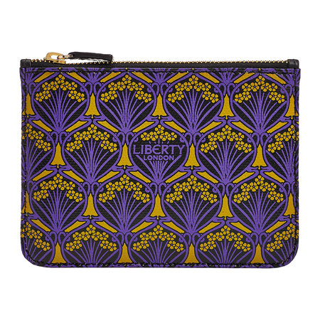 Liberty of London - Iphis Coin Purse - Black