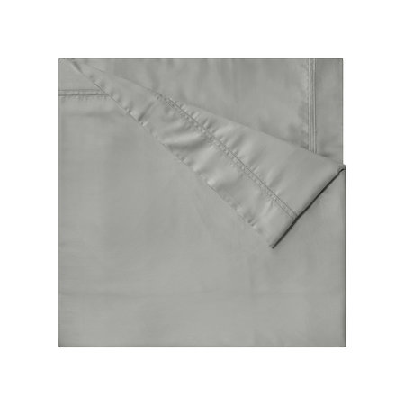 Yves Delorme - Triomphe Sateen Duvet Cover - Platinum - Super King