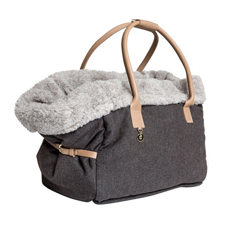 Cloud 7 - Dog Carrier - Heather Brown - Large
