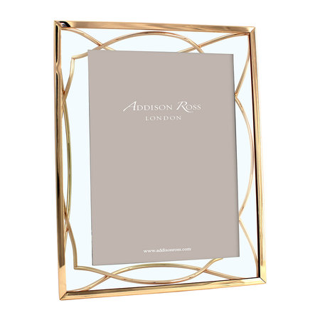 Addison Ross - Gold Elegance Photo Frame - 5x7""
