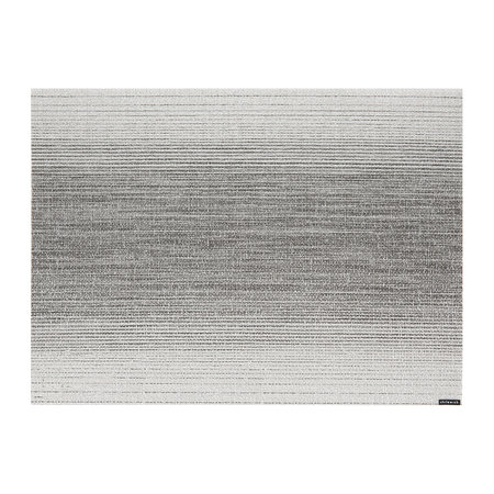 Chilewich - Ombre Rectangle Placemat - Silver