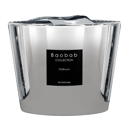 Baobab Collection - Platinum Scented Candle - 10cm