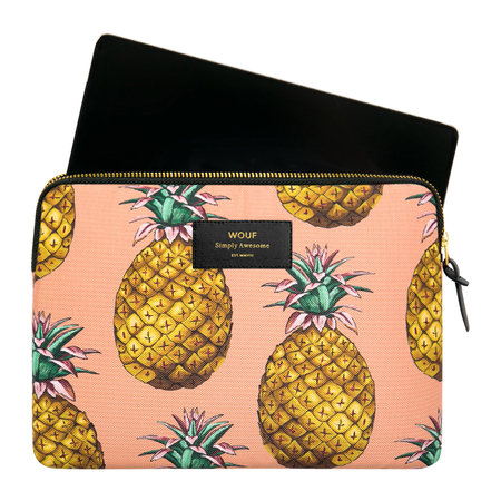 Wouf - Ananas iPad Case