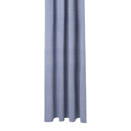 Ferm Living - Chambray Shower Curtain - Blue