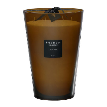 Baobab Collection - Les Prestigieuses Scented Candle - Tanned Hide - 35cm