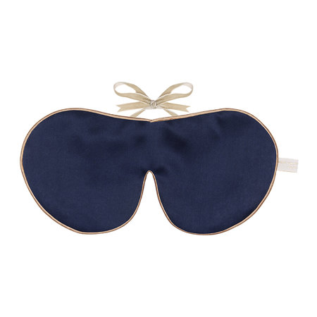 Holistic Silk - Anti Aging Lavender Eye Mask - Navy