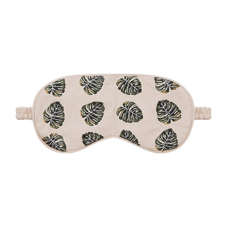 Elizabeth Scarlett - Jungle Leaf Eye Mask