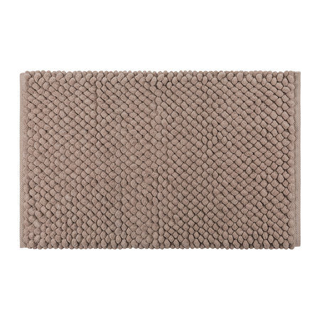 A by Amara - Bobble Bath Mat - Linen