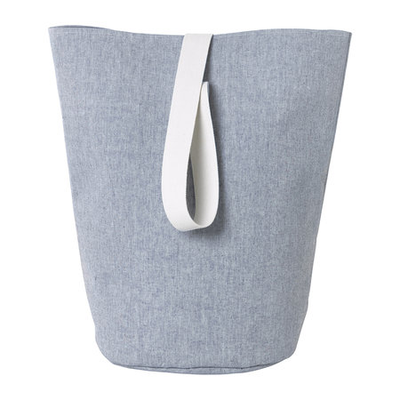 Ferm Living - Chambray Basket - Large - Blue