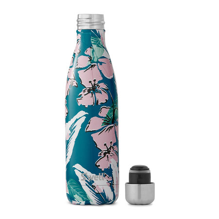 S'well - The Resort Florals Bottle - Waimeia Bay - 0.5L