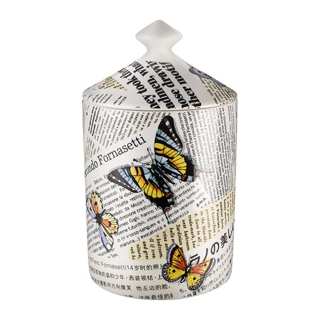 Fornasetti - Ultime Notizie Scented Candle - 300g