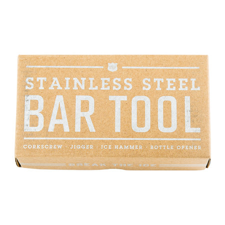 Men's Society - 4 in 1 Bar Tool