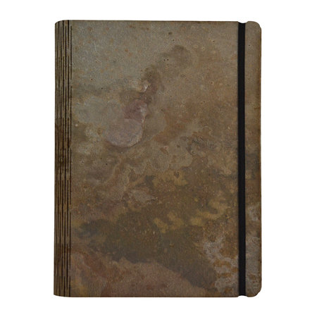 Bark & Rock - Atlas Stone Notebook - B5 - 20x26cm