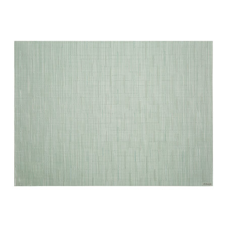 Chilewich - Bamboo Rectangle Placemat - Seaglass