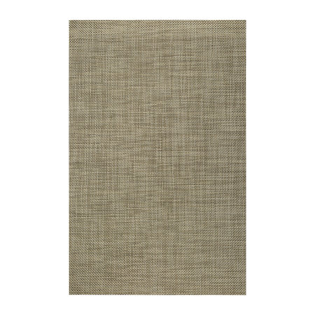 Chilewich - Basketweave Rug - Latte - 59x92cm