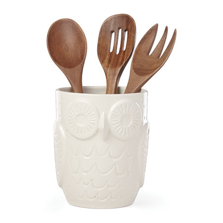 kate spade new york - 'Cannon Street' Utensil Pot & Servers