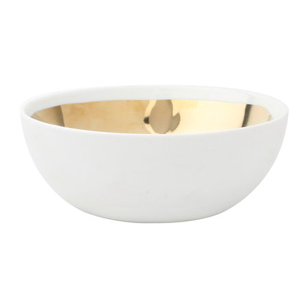 Canvas Home - Dauville Bowl - Extra Large - Gold