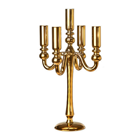 Pols Potten - Antique Gold Candle Holder - Multiple