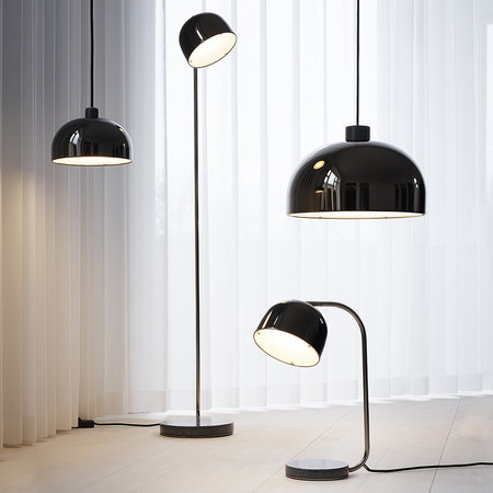 Normann Copenhagen - Grant Steel Table Lamp - Black