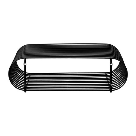AYTM - Curva Shelf - Black - Small