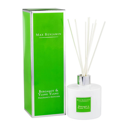 Max Benjamin - Classic Collection Reed Diffuser - 150ml - Bergamot & Ylang Ylang