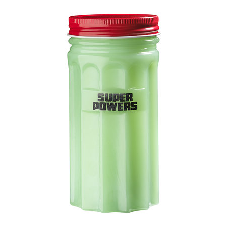 Bitossi Home - Funky Table - La Tavola Scomposta - Super Powers Green Jar