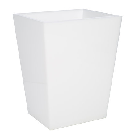 Mike + Ally - White Ice Waste Bin
