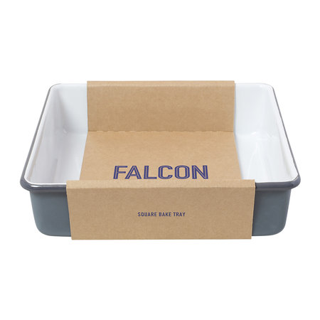 Falcon - Square Bake Tray - Pigeon Gray