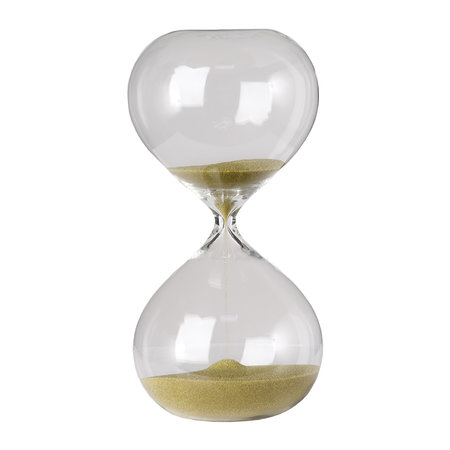Pols Potten - Hourglass Ball - Gold - 30 Minutes - Small