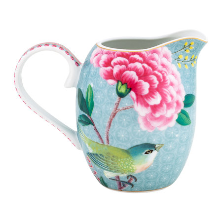 Pip Studio - Blushing Birds Krug - Blau