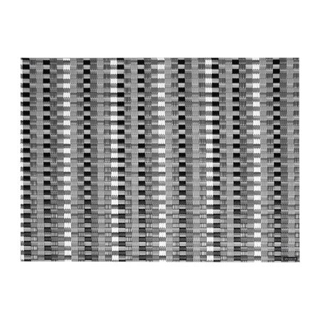 Chilewich - Heddle Rectangle Placemat - Shadow