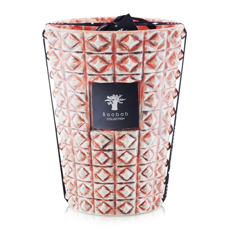 Baobab Collection - Ceramica Outdoor Scented Candle - Limited Edition - Volcan - 24cm